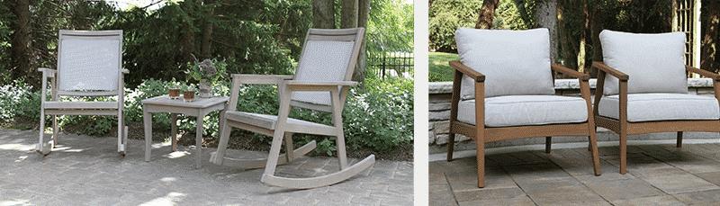 outdoor interiors bringing style