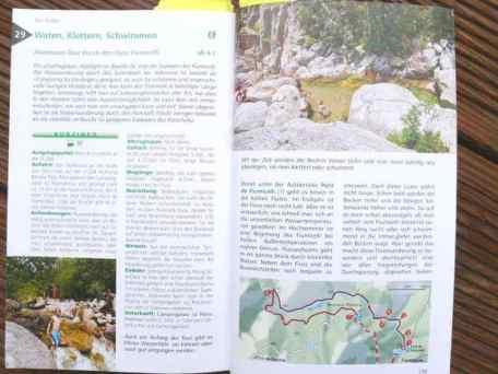 Tourbeschreibung Seite 1