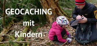 Geocaching mit Kindern