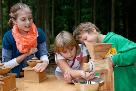 Wildpark Bad Mergentheim Ferienprogramm