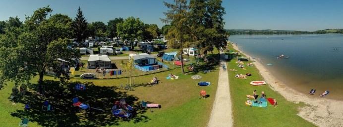 Strandcamping Waging am See