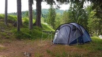 Camping Weissensee Kaernten