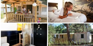 Suncamp Mobilhomes Lodgezelte