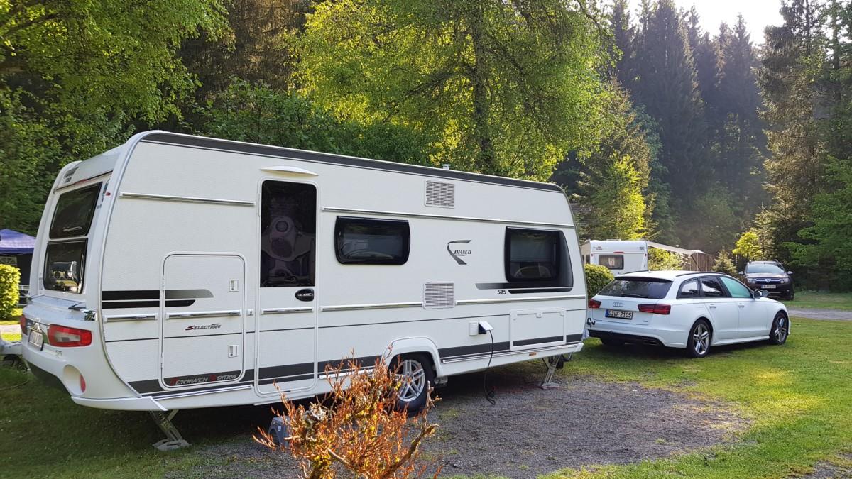 Fendt Wohnwagen Mit Etagenbett : Was eine familie bei der auswahl ihres wohnwagens beachten sollte