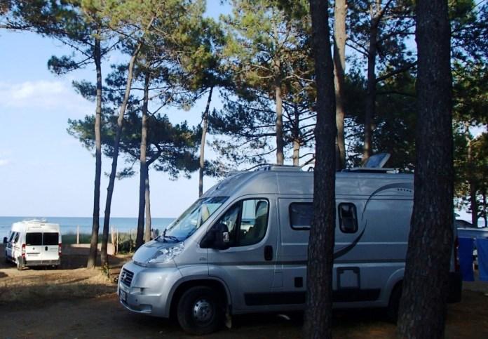 Campingplatz San Damiano Korsika