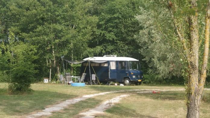 Camping Les Arbois Montjay Jura