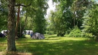 Regenbogen Camp Born am Darss
