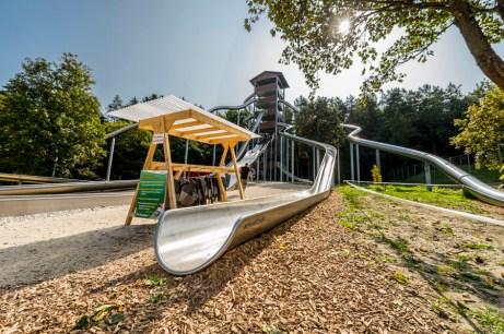 Wild- und Freizeitpark Allensbach Rutschenturm