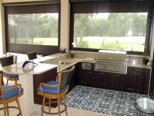 outdoor kitchen cabinets & more   quality outdoor kitchen cabinets