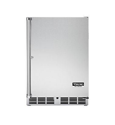 Viking 24 inch Outdoor Refrigerator VRCO1240DRSS