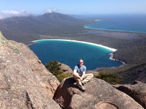 Solitude with God in Tasmania - Ashley Denton