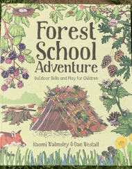 Forest School Adventure Book