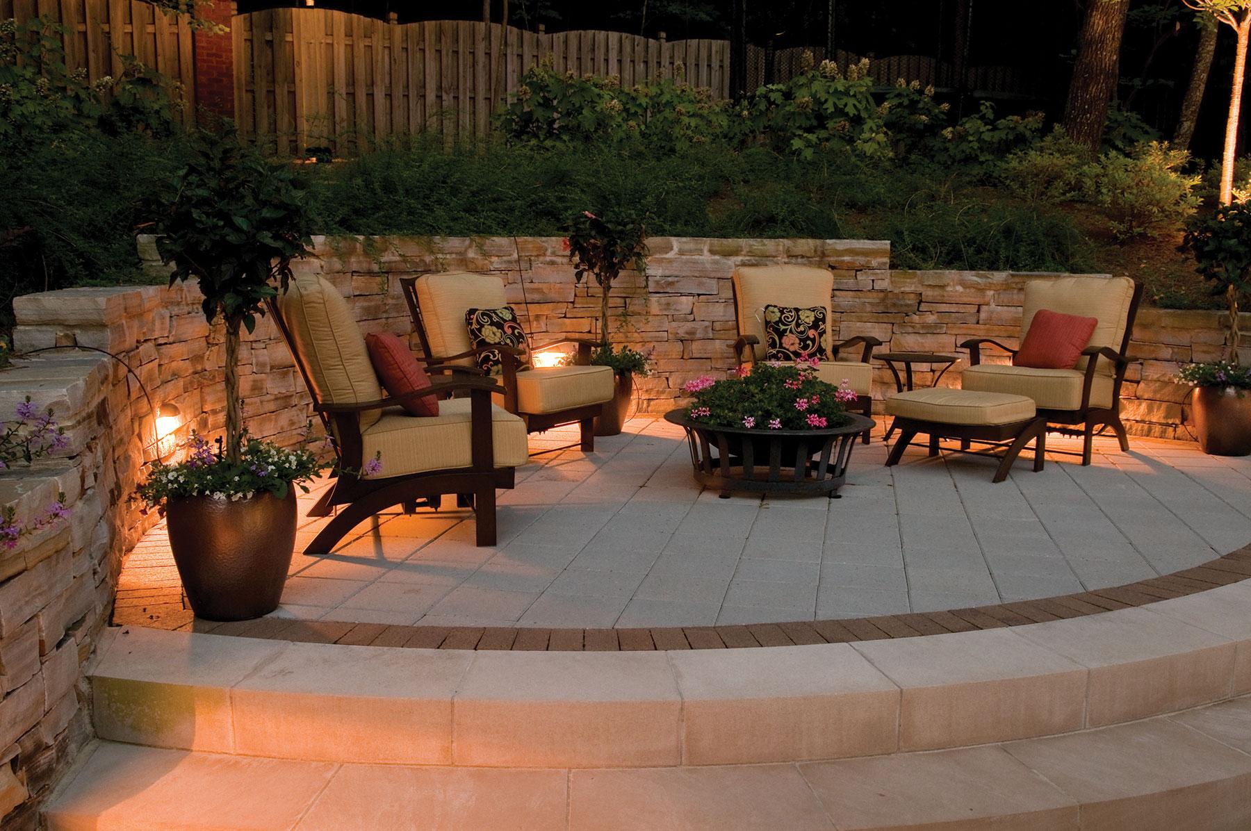 deck and patio lighting fixtures