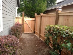 fences, Woodinville