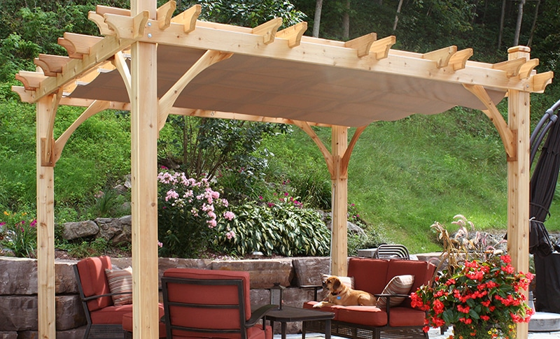 How To Build A Pergola Step By Step Olt