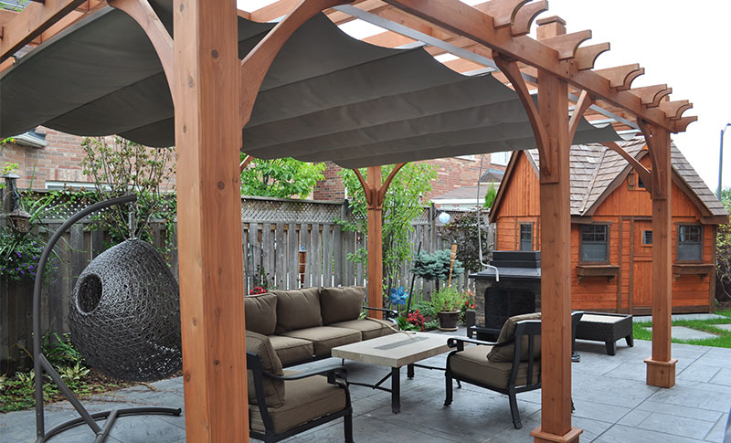 top 10 reasons for owning a pergola