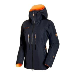 [MAMMUT] Women's EG Nordwand Advanced HS H 防水透氣夾克 / Gore-Tex (MA226920-0001)