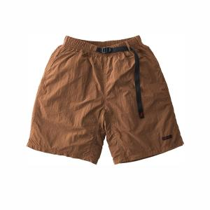 [GRAMICCI] PACKABLE G-SHORTS / MOCHA / 中性款 (2051KNJ)