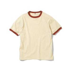 [Good On] S/S Ringer Tee/Orange