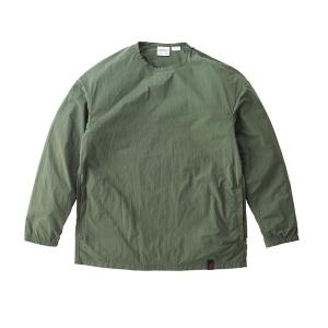 [GRAMICCI] PACKABLE CAMP L/S TEE / OLIVE 橄欖綠/ 中性款 (2053KNJ)
