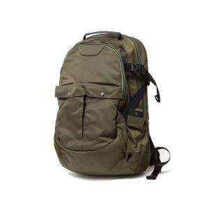 [F/CE] RECYCLE TWILL TYPE A TRAVEL BP 旅行後背包 / Olive (F2101RP0002)