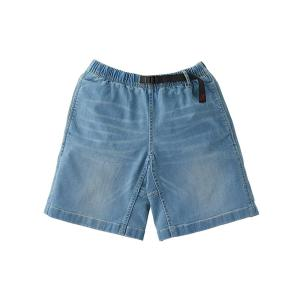 [GRAMICCI] DENIM G-SHORTS / MEDIUM USED / 女款 (GLP-21S007)