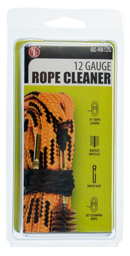 12 Gauge rope cleaner
