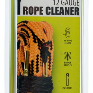 12 Gauge rope cleaner