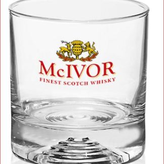 Malaga personalized old fashioned glass