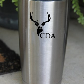 Laser marked your logo
