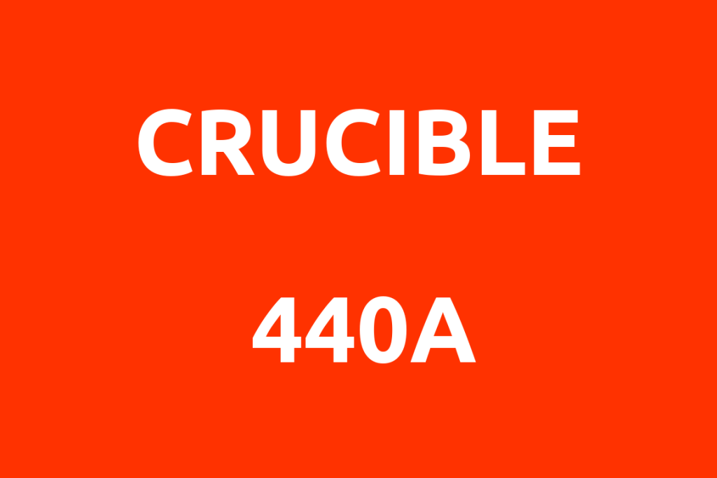 CRUCIBLE-440A-Edelstahl-Datenblatt