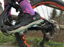 Pearl iZUMI X-Alp Launch II MTB-Schuhe Damen-Schuh