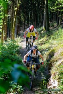 Eva und Oli von Ride Les Vosges