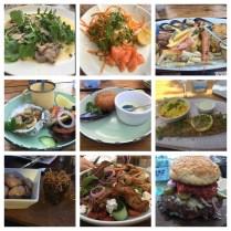 Kulinarische Vielfalt in Südafrika mit Fisch und Rind