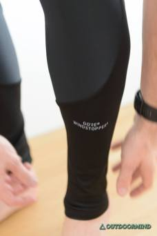 Oxygen Windstopper Soft Shell Bibtights von Gore Bikewear