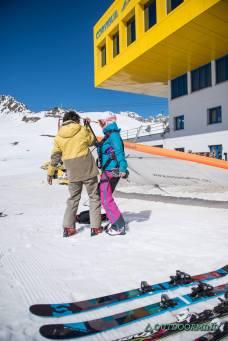 Gurtzeug Test Airtaxi St. Moritz