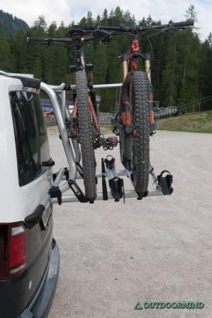 Biketräger VW Bus