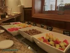Frühstücksbuffet im Hotel Löwen