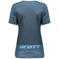SCOTT Trail 20 S/SL Womens Shirt in nightfall blue