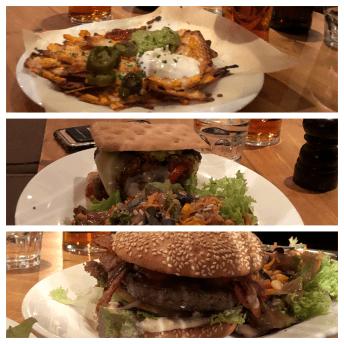 Bubbles Burger in Zermatt