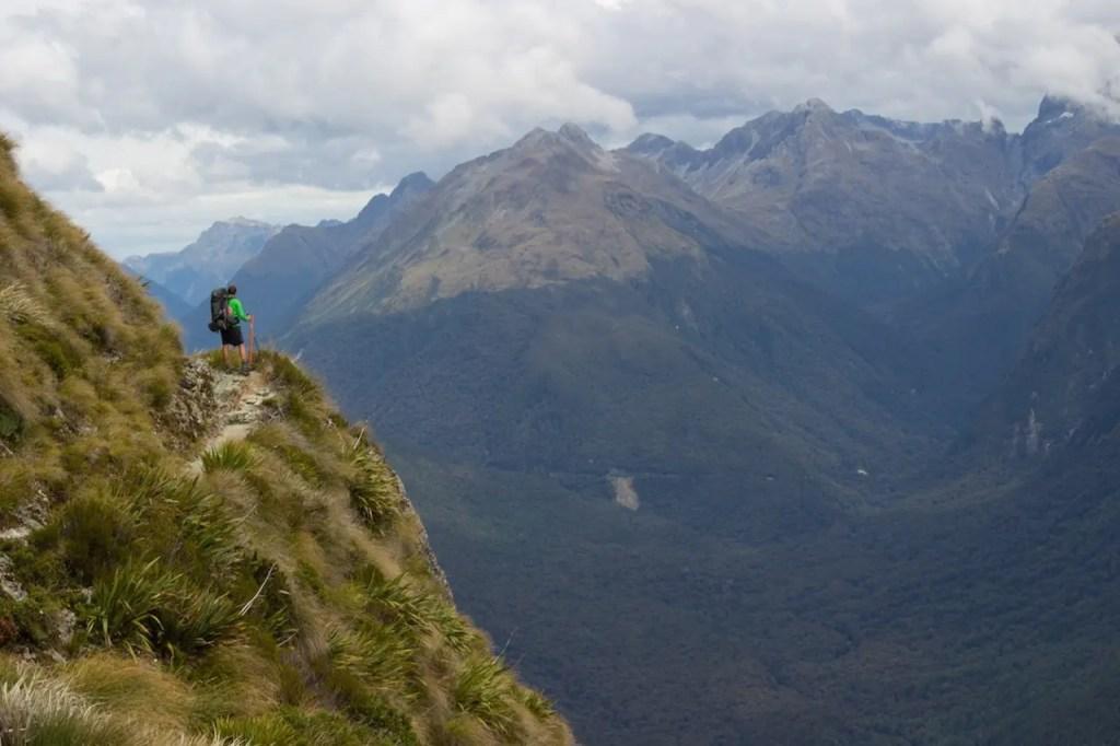 Titelbild Great Walks Neuseeland