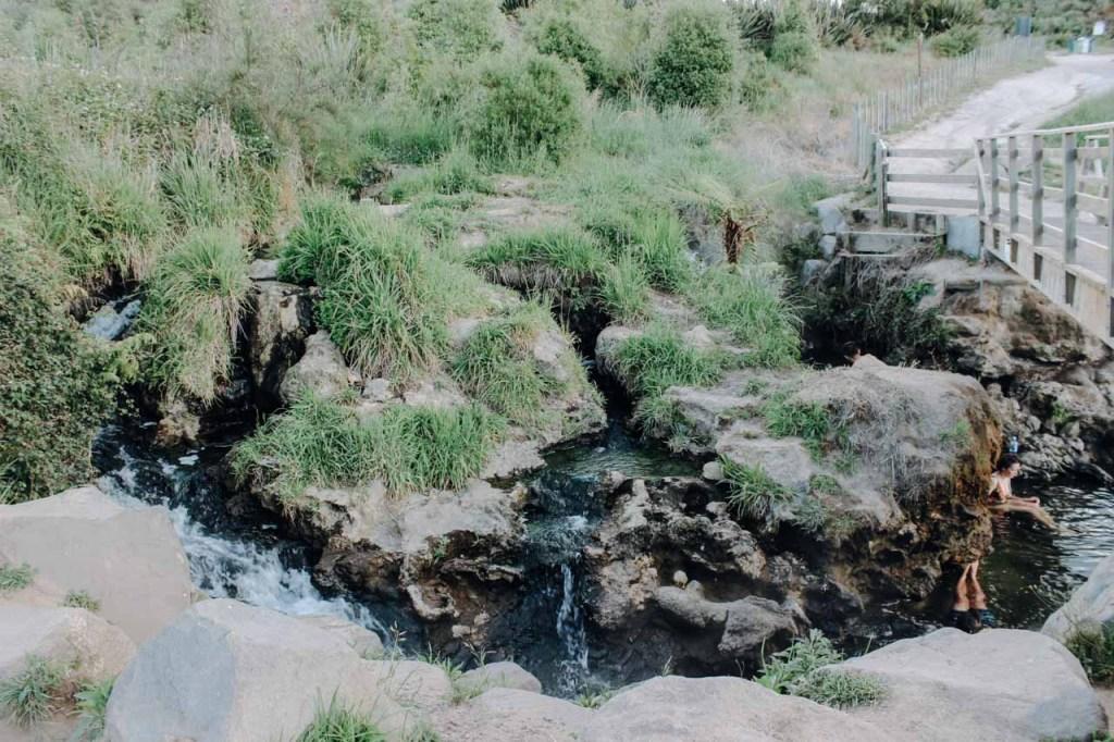 Heiße Quellen Taupo