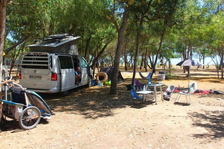 Camping Orri bei Tortoli