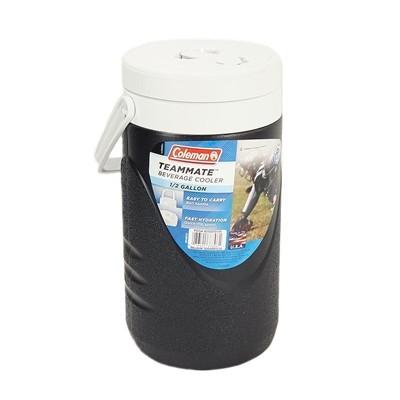 Coleman 1/2 Gallon 1.9L Polylite Jug black