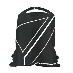 Hypergear 40L Flat Bag black