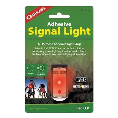Coghlan's Adhesive Signal Light red