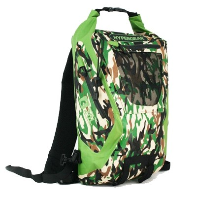 Hypergear Dry Pac Tough 20L camou green