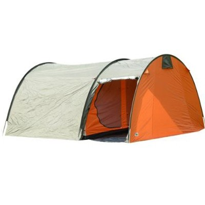 Bazoongi Family Tunnel 7-8 Persons Tent 2 doors