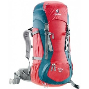 Deuter Fox 30 fire-arctic