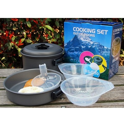 ODP 0006 DS 200 Cooking Set